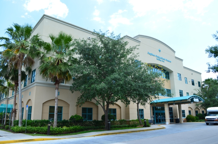 Jupiter Outpatient Surgery Center Exterior
